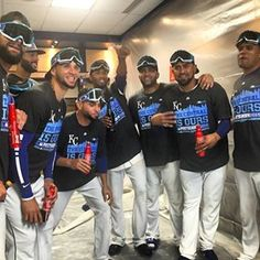 When you're AL Central champs.  | royals.com