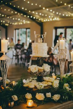 Woodland cake & cupc