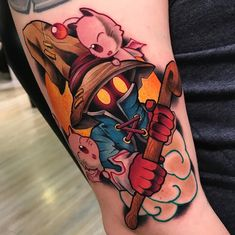 101 Awesome Final Fantasy Tattoo Designs You Need To See! | Outsons | Men's Fashion Tips And Style Guide For 2020 Gamer Tattoos, Anime Tattoos, Star Tattoos, Sleeve Tattoos, Arm Tattoo, Tatoos, Final Fantasy Tattoo, Fantasy Tattoos, Final Fantasy Ix