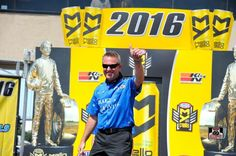 Tommy J JR & Team Win at the Route 66 Nationals in the T/F Make a wish Funny Car