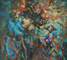 Vladimir Ryabchikov - Hledat Googlem Derek Walcott, Diego Ojeda, Acevedo, Grafiti, Painting, Faces, Antonin Artaud, Pet Peeves, Clowns
