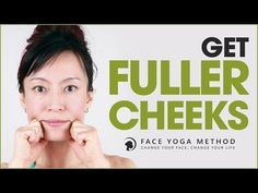 How To Make Your Face Look Younger Than Your Real Age With Face Yoga Method Training Course - YouTube