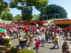 Spring Gameday with USC Football