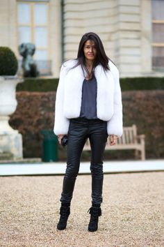 Winter outfit ideas that don't sacrifice your style:
