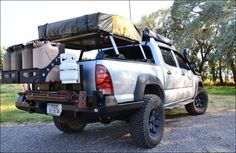 Project Serenity: an 08 Tacoma DC overland build-up - Page 17 - Expedition Portal