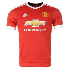 Manchester United 15/16 Home Jersey