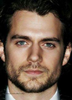 Superman, Henry Cavill Eyes, Gentleman, Hot Blue, Beard Styles For Men, Jesus Pictures, Man Of Steel, Models, Big Men