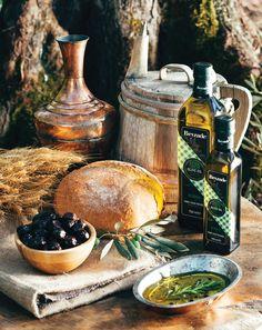 Olives, Baking Wallpaper, Turkish Baklava, Olive Oil Packaging, Olive Harvest, Olive Oil Bottles, Olive Bread, Olive Gardens, Recipe Of The Day