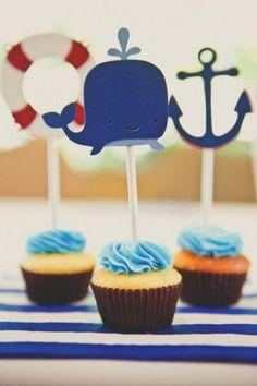 6 dicas para um chá de bebê especial com tema marinheiro