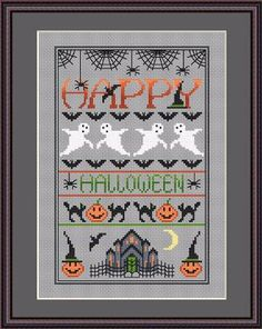 Happy Halloween by Little Dove Designs