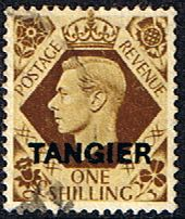 Morocco Agencies TANGIER 1949 SG 272 King George VI Fine Used SG 272 Scott 542 Other British Commonwealth Empire and Colonial stamps Here