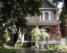 """TORONTO-Two bedroom lower level in the quiet Roncesvalles High Park family friendly neighbourhoods. """"Your Home Away From Home"""""""