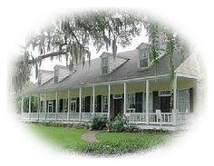 Very genuine antebellum home. Still maintains decor integrity. The Cottage Inn, St. Francisville, La