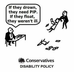 Tories refuse call to consult over benefit changes that target the disabled for cuts