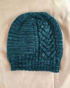 "183 Likes, 14 Comments - Danielle Hammond (@danielle.knits) on Instagram: ""I made myself a hat this past week! Pattern: Prim by @dreareneeknits, Yarn: @malabrigoyarn Rios.…"""
