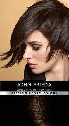 John Frieda 3n Brilliant Brunette hair dye