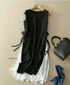 Выкройка туники — носить надо на юбку, платье или брюки: