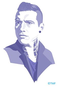 Eric   Divergent   Fan Art   Vector   Digital