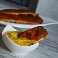 Dani vs Sugar: ♡ Lowcarb Käsebrot mit Dips cheese bread