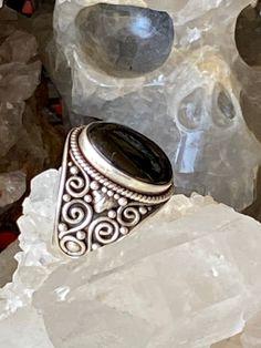 Aloysius Gonzaga Charm. DiamondJewelryNY Eye Hook Bangle Bracelet with A St