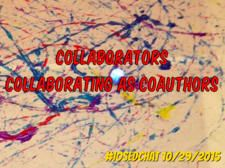Collaborators Collaborating As Coauthors by Jonathan Smith and Others