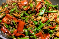 Garlic Parmesan Potatoes, Fish And Meat, Wok, Low Carb Recipes, Side Dishes, Good Food, Paleo, Veggies, Menu