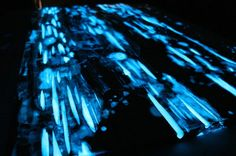 Leuchtender gartentisch selbst bauen leuchtpulver