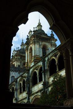 Alcobaça monastery, Alcobaça - Portugal