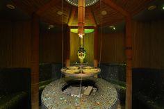 Thai-Sauna at the Beatus
