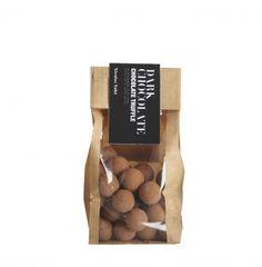 Nicolas Vahé chocolade truffels  SHOP ONLINE: http://www.purelifestyle.be/shop/view/giving/verwennerijen/nicolas-vahe-chocolade-truffels