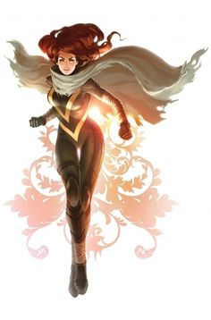 NEVER! I hate that she was created to be a Junior Jean Grey and nothing else. Her powers are kinda stupid and I hate the team she created. They are almost all whiny brats that need to be spanked. For this she has earned a NEVER from me.