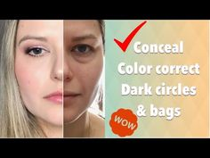 How To Conceal Dark Under Eye Circles and Bags | NO CREASING #darkcircle (3) How To Conceal Dark Under Eye Circles and Bags | NO CREASING - YouTube
