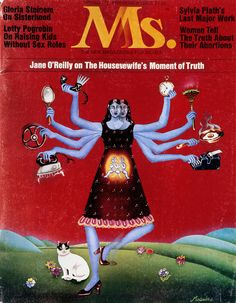 Ms. Magazine, 1972, first issue