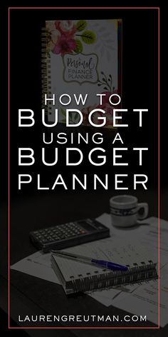 Using a Budget Planner can be the BEST THING for a pen and paper kind of person. Here's how to do it and what to look for! via /iatllauren/