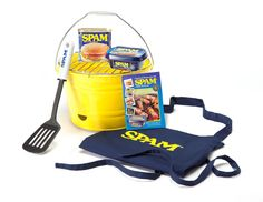 Two SPAM™tastic BBQ Hampers worth £50 each up for grabs!