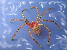 Tarantula Swarovski Crystal Hand Blown Glass Christmas or Halloween Gift Spider Decoration Ornament Suncatcher