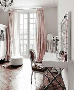 room, pink, and home Bild