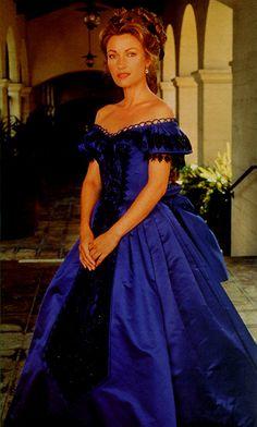 "Jane Seymour - ""Dr. Quinn Medicine Woman"" (TV 1993 - 1998). I loved that dress"