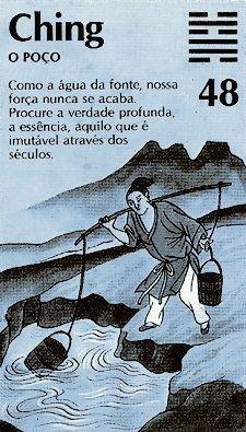 Hexagrammes 41-48 - www.paolacartotarotastro.fr Yi King, Philosophy Books, Tao Te Ching, Taoism, Qigong, Oracle Cards, Old Art, Tai Chi, Kung Fu