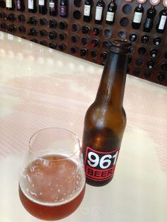 961 Red Ale, Lebanon ABV: 5.5%