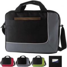 Promotional Products Ideas That Work: Recycled polyester business portfolio. Get yours at www.luscangroup.com