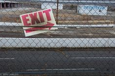 Final lap: Photos show now-abandoned NASCAR track laying in ruin   fox8.com