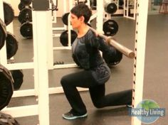 How To Properly Execute a Reverse Lunge- say goodbye to flat butt syndrome!