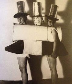 Bauhaus party