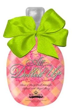 All Dolled Up Tanning Lotion