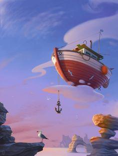 The Art Of Animation, Roman Shipunov - http://uzhazz.tumblr.com - ...