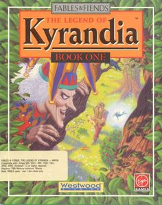 Legend of Kyrandia, The - Book One - Amiga 500