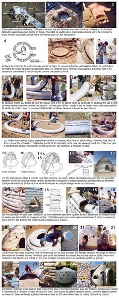 Earthbag House in the Us Despite the success of these tests