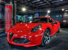 Alfa Romeo 4C - 4/6