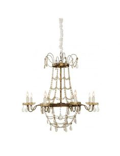 Found it at Wayfair - Duff House 6 Light Crystal Chandelier French Chandelier, Led Flashlight, The Duff, Sconces, Ceiling Lights, Crystals, Lighting, Grey, House